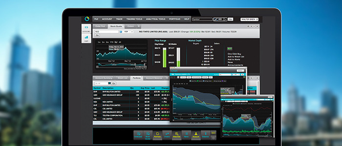 Software trading online