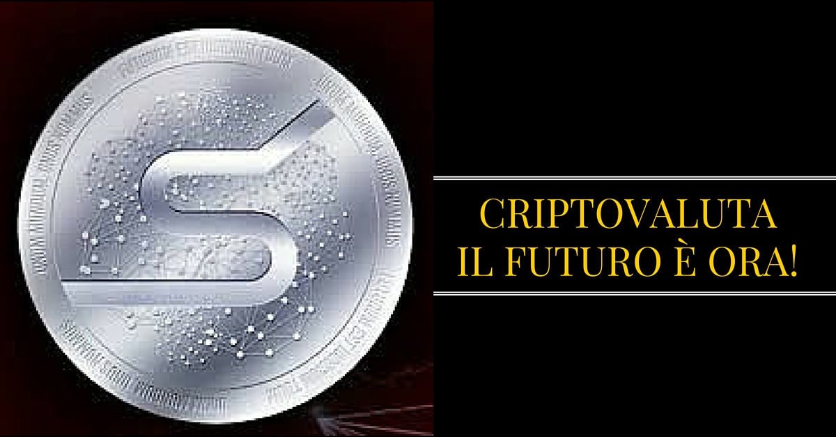 Come sono state create le cripto valute