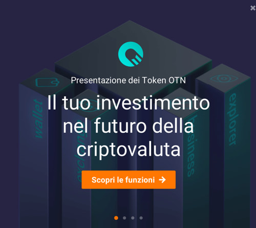 Quanto vale un otn in dollari usd?