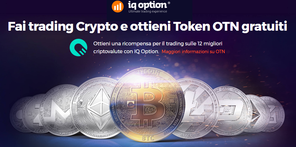 come prelevare bitcoin da IQ Option
