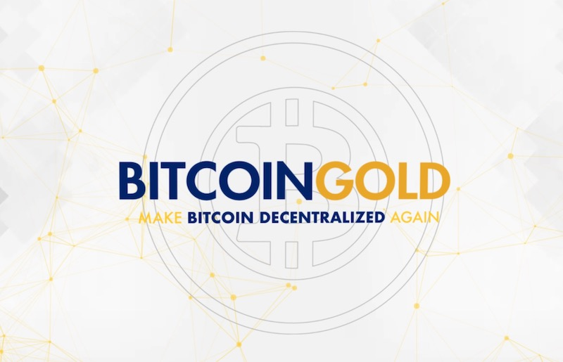 Come sono distribuiti i Bitcoin Gold?
