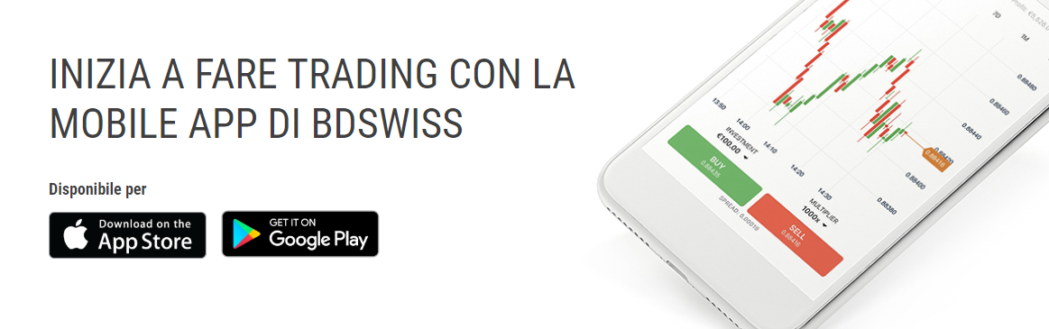 BDSwiss app mobile