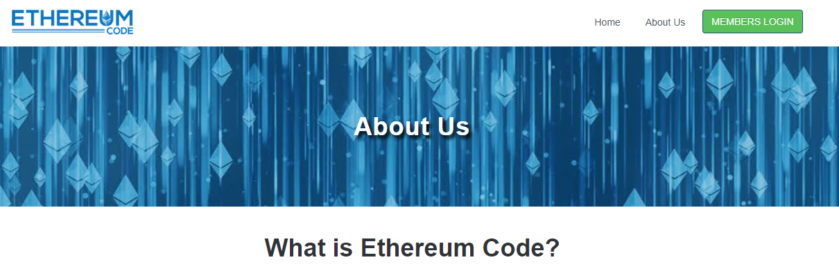 the ethereum code truffa