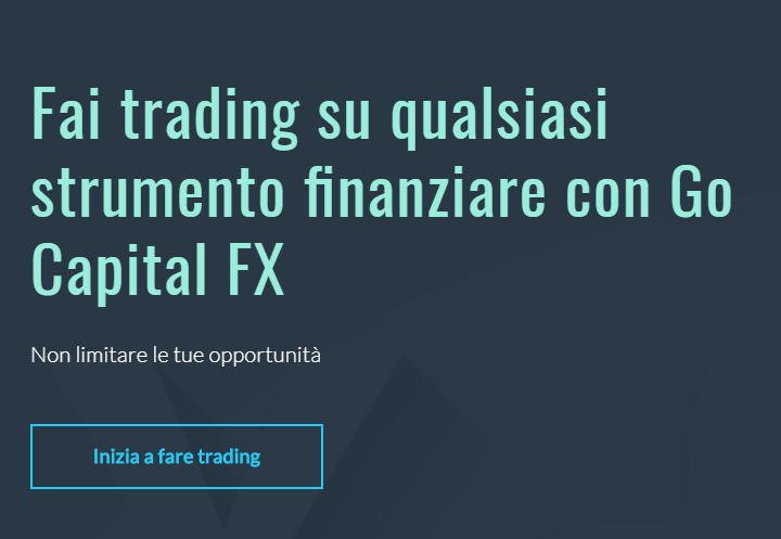 GO CAPITAL FX TRADING ACCOUNT