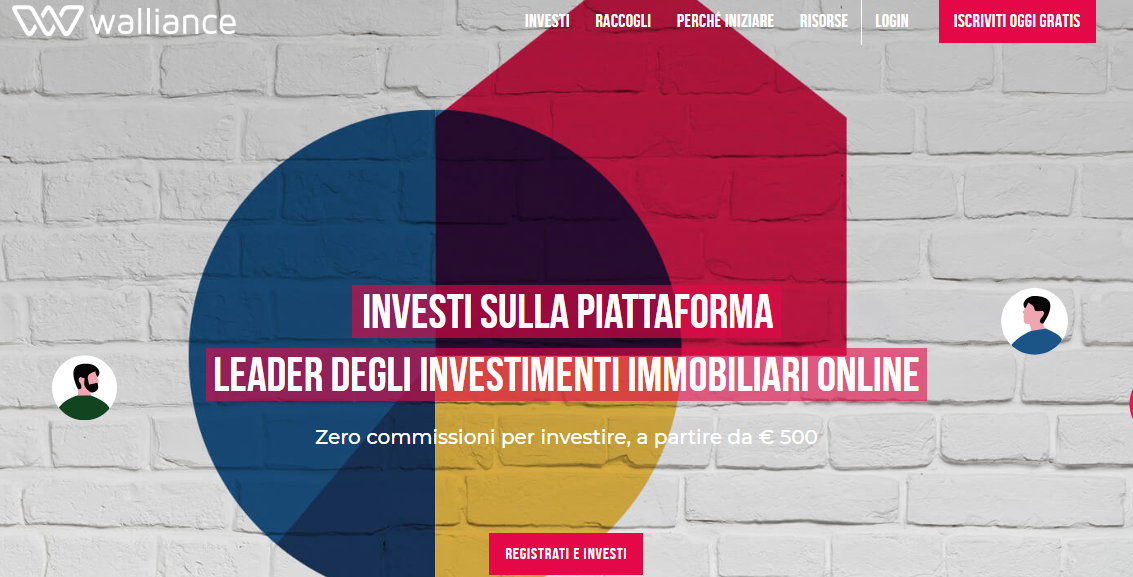 walliance investimenti immobiliari