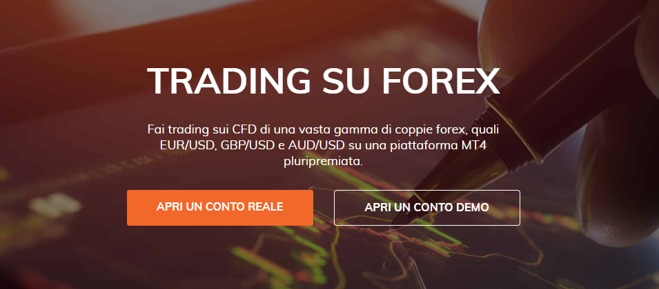 Trading Forex ATFX